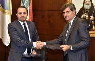 اتفاقية بين مصلحة الليطاني وجامعة البلمند لإدارة الموارد الطبيعية للحوض