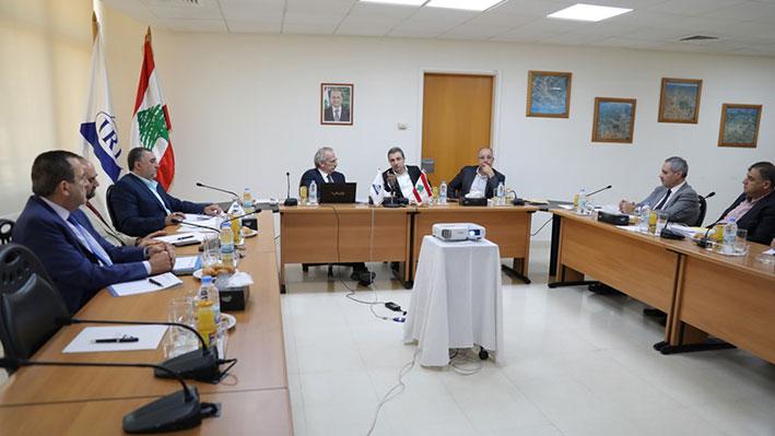 أبو فاعور: تطوير عمل معهد البحوث الصناعية  وتوسيع صلاحياته الرقابية لضمان السلامة