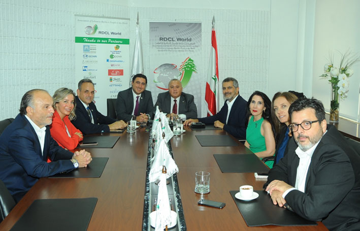 زمكحل يوقع مذكرة تفاهم  مع «جمعية رجال الأعمال اللبنانيين - البلغاريين»