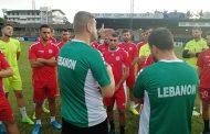 لبنان يستعد للقاء سري لانكا غدا في كولومبو