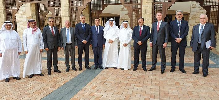 انتخاب الحوت رئيساً للاتحاد العربي للنقل الجوي