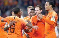 منتخبا هولندا وألمانيا على أبواب بلوغ نهائيات كأس أوروبا 2020