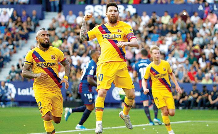 كرة قدم / دوري ابطال أوروبا - برشلونة لمصالحة الجماهير ودورتموند للثأر من أنتر