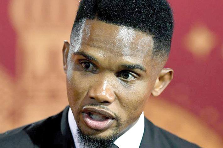 إيتو يأمل أن تكون الكرة الذهبية للاعب من القارة الأفريقية السمراء