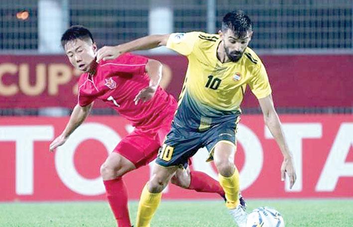 العهد يتوج بلقب كأس الاتحاد الآسيوي بكرة القدم للمرة الأولى