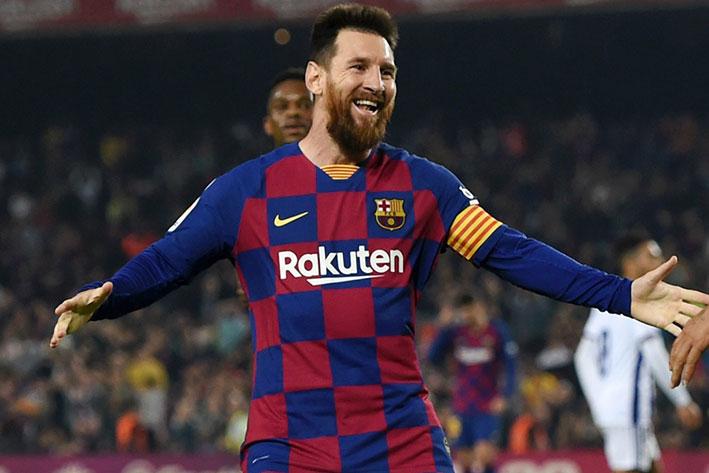 البطولات المحلية الأوروبية في كرة القدم - ريال مدريد يخفق في انتزاع الصدارة من برشلونة