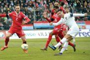 رونالدو متهم بسرقة هدف لزميله مع منتخب البرتغال