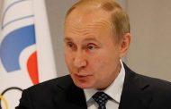 الرئيس الروسي ينتقد قرار إيقاف بلاده في المسابقات الدولية