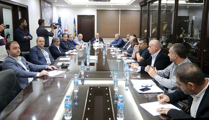 الدوري اللبناني يستأنف مختصرا بحضور الجمهور اللبناني الشهر المقبل