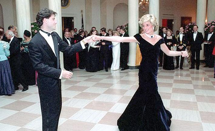 فشل بيع فستان الأميرة ديانا في المزاد العلني