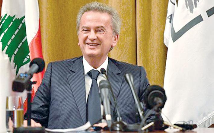 سلامة أكد أن لا إفلاس لأي مصرف لبناني: نلبي السيولة المطلوبة بالعملتين