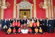 قرعة كأس العالم للركبي ليغ المقررة في إنكلترا: لبنان في مجموعة نيوزيلندا وجامايكا وإيرلندا
