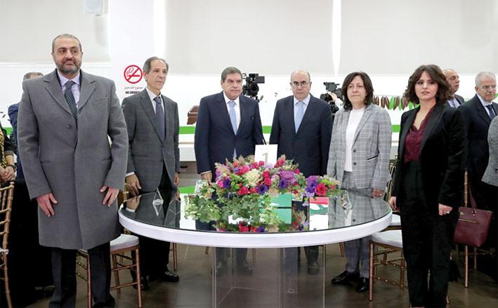سقلاوي مكرّماً أُجَراء «الريجي» المنتهية خدماتهم: أرباحُ  2019 ارتفعت  14,5 %  عن 2018