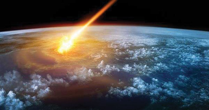 5 كويكبات خطيرة تقترب اليوم من الأرض