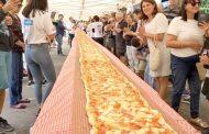 بيتزا بطول 103 أمتار لجمع المال لـ الإطفاء الأوسترالي