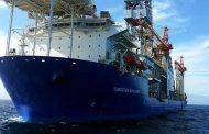 توتال أعلنت وصول سفينة الحفر  لبدء التنقيب في أول بئر إستكشافية