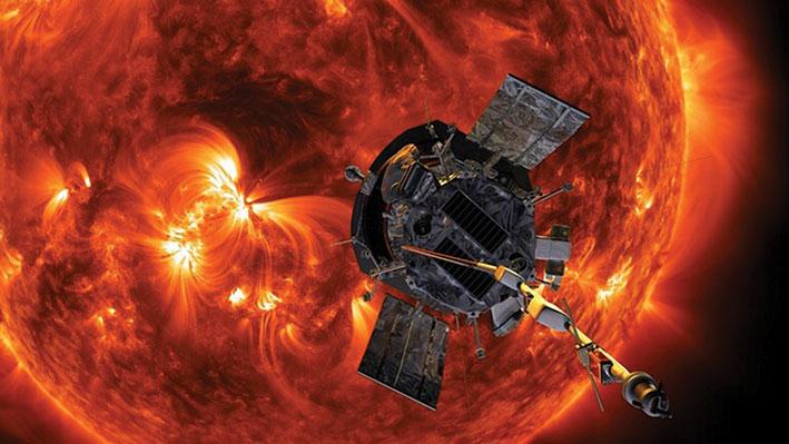 مسبار «ناسا» يحطم الأرقام القياسية و«يلامس» الشمس