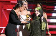 حفل Grammy Awards بدورته الـ62 Billie Eilish تفوز بـ 4 جوائز