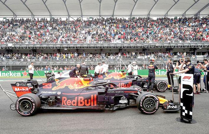 بطولة العالم لـ«فورمولا وان» - إرجاء سباقي هولندا وإسبانيا بسبب «كورونا»