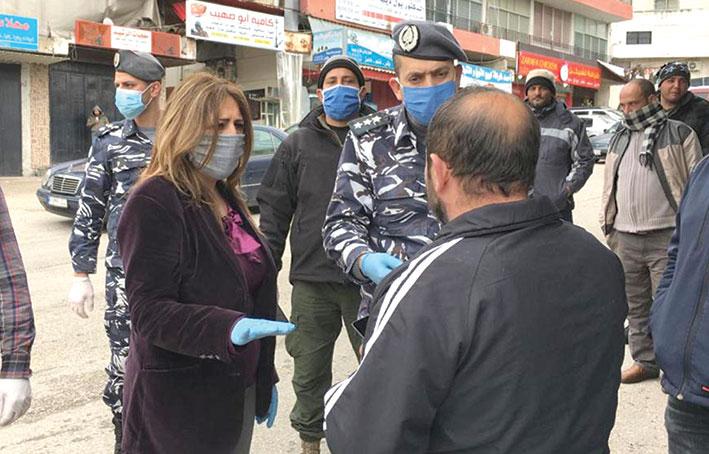 وزارة الصحة: 163 إصابة مثبتة مخبرياً والحجر المنزلي إلزامي