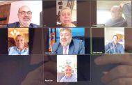 لجنة الاقتصاد النيابية تجتمع رقمياً لمناقشة وضع الشركات الصناعية