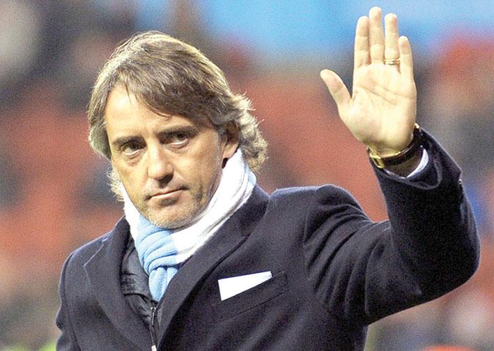 مدرب إيطاليا روبرتو ماتشيني يقترح مباراة بين إيطاليا والكوادر الطبيّة