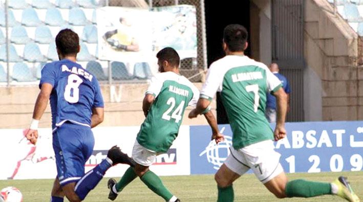 بعد موسم أطاحه فيروس «كورونا» وأنهاه عصر نفقات مستقبلي في كرة القدم اللبنانية