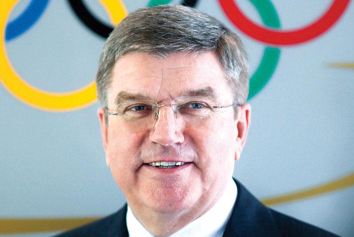 توماس باخ يرفض الحديث عن  إلغاء أو تأجيل «أولمبياد طوكيو»