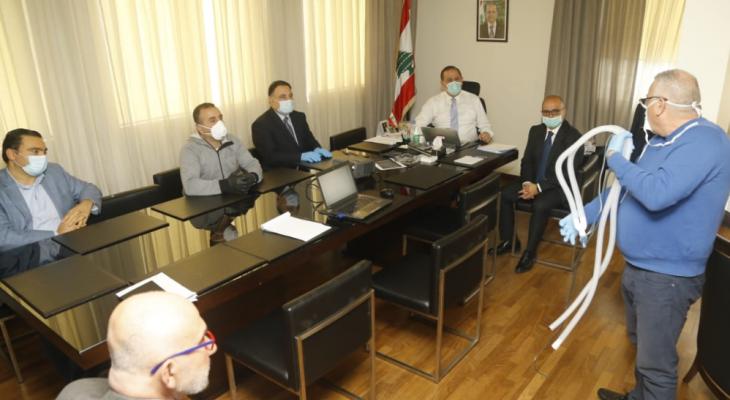 وزير الصناعة تابع مبادرة جديدة  لتصنيع جهاز تنفسي اصطناعي
