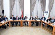 لجنة المال تباشر رسم خارطة طريق للإصلاحات