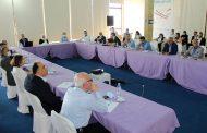 الحريري ترأست جلسة حوارية عن الاقتصاد