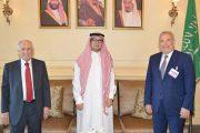 البخاري يلتقي «مجلس الأعمال اللبناني - السعودي»: لتنشيط التعاون على مستوى القطاع الخاص