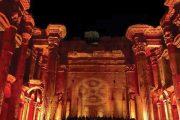 الموسيقى الوطنية والعالمية تجتمع بحفل  «The Sound of Resilience» في معبد باخوس
