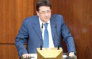 كنعان يلخص تقرير «لجنة تقصي الحقائق»: تبين وجود فارق 26 ألف مليار ليرة