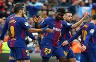 الإصابة تبعد الفرنسي أومتيتي مجددا عن برشلونة