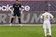 راموس ينقذ ريال مدريد مجددا من ضياع النقاط