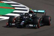 بوتاس يتقدم على هاميلتون في التجارب الحرة الأخيرة لسباق بريطانيا للفورمولا واحد