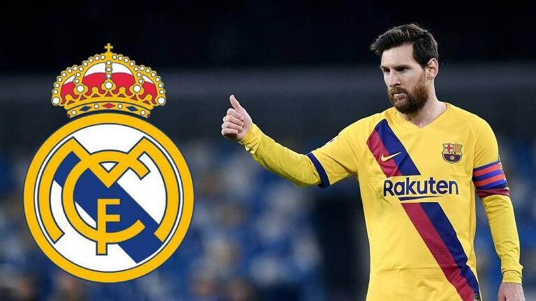 شركة عالمية تضغط على ريال مدريد للتعاقد مع ميسي