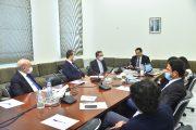 دياب ونعمة يستمعان لآراء حول خطة وزارة الاقتصاد