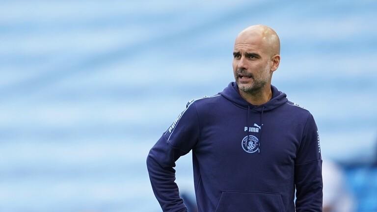 غارسيا يرفض تمديد عقده مع مانشستر سيتي ربما من أجل برشلونة