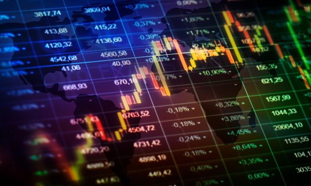 تراجع البورصات العالمية القيادية