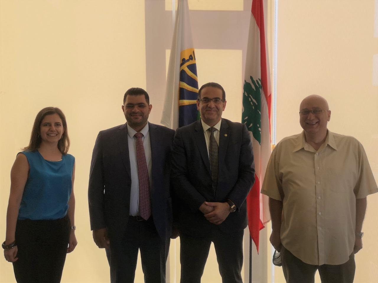 كلية الهندسة في البلمند أعلنت مشاركتها بمشروعين يمولهما برنامج ERASMUS+