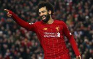 ليفربول يحتفل بتسجيل صلاح 52 هدفا في 63 مباراة في معقل