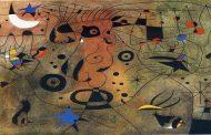 لوحة مفقودة للفنان التشكيلي الاسباني جوان ميرو في لندن