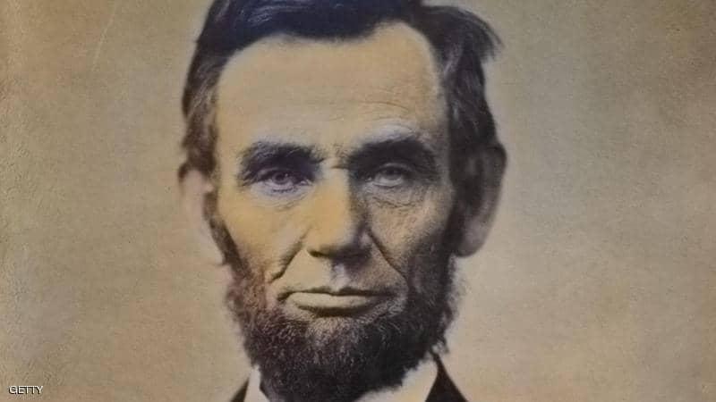 بيع خصلة شعر لإبراهام لينكولن بـ81 ألف دولار