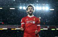 جماهير ليفربول تتوقع تسجيل المصري صلاح هدفاً تاريخياً الليلة