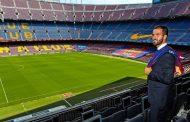 برشلونة يقدم لاعبه الجديد