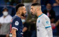نيمار يشتكي تعرضه لإساءة عنصرية من أحد لاعبي مرسيليا