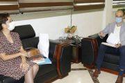 حسن طلب من ممثلة اليونيسيف دعم لبنان للإنضمام إلى GAVI