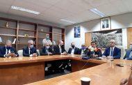 لجنة الأشغال تتفقد ونجار منشآت الوقود بالمطار ونجم يستعجل تشكيل هيئة ناظمة للطيران المدني